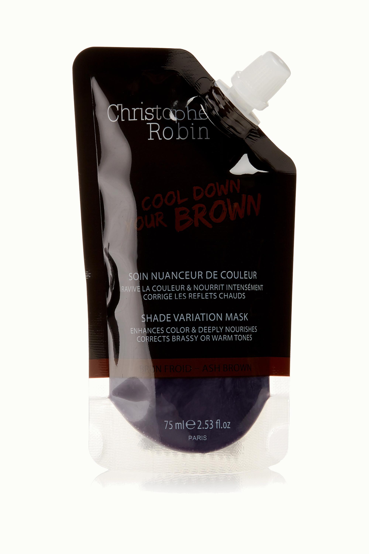 Christophe Robin Shade Variation Mask - Ash Brown, 75ml