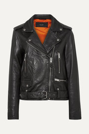Bad Company leather biker jacket
