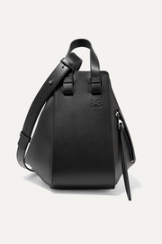 Loewe Hammock small textured-leather shoulder bag