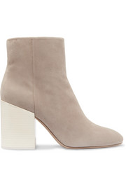 Madox suede ankle boots