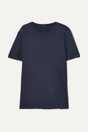 Organic cotton-jersey T-shirt