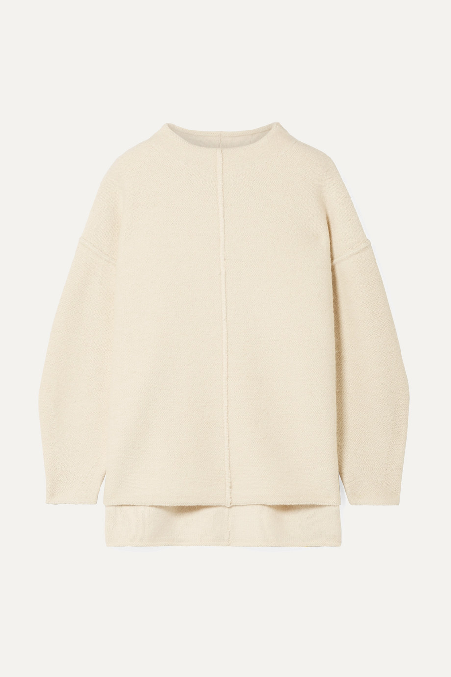 Co Oversized alpaca and wool-blend sweater