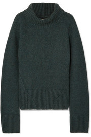 Wallis cashmere turtleneck sweater