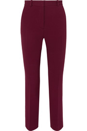 Joseph Zoom tapered stretch-crepe pants