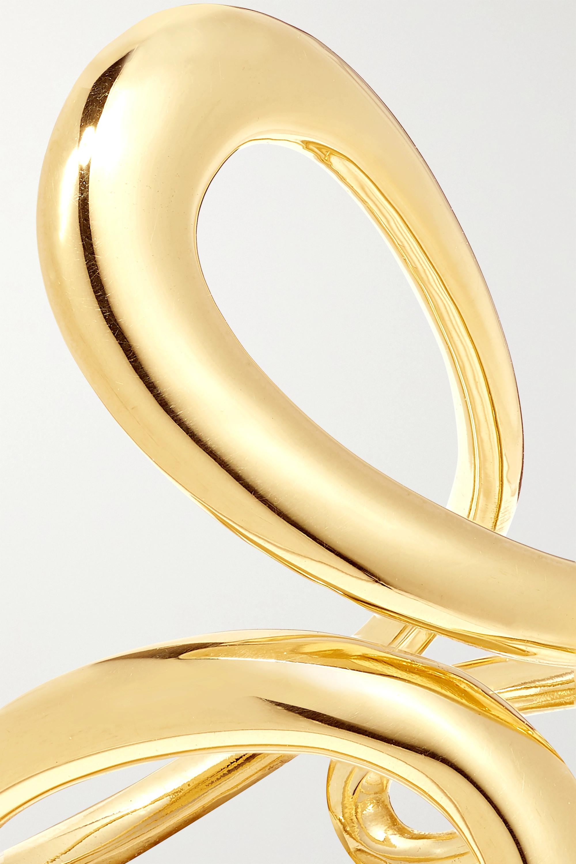 Melissa Kaye Aria Jane Ring aus 18 Karat Gold