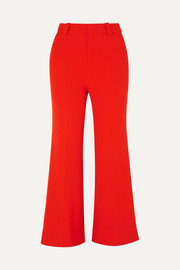 Roland Mouret Dilman stretch-cady flared pants