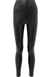 Commando Legging en cuir synthétique stretch