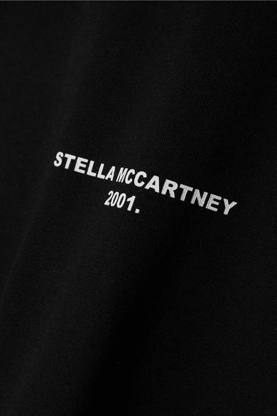 Stella Mccartney Shirts Printed cotton-jersey T-shirt