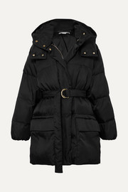 Stella McCartney Quilted shell jacket