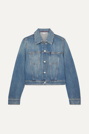 Stella McCartney Cropped denim jacket