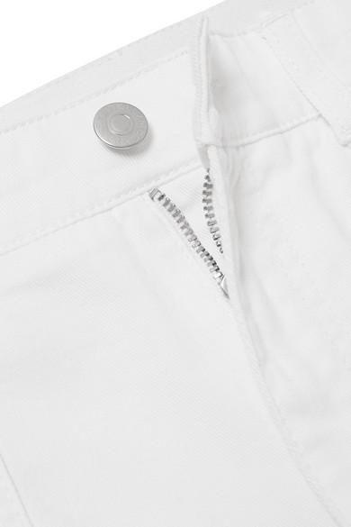 Stella Mccartney Jeans Paneled boyfriend jeans