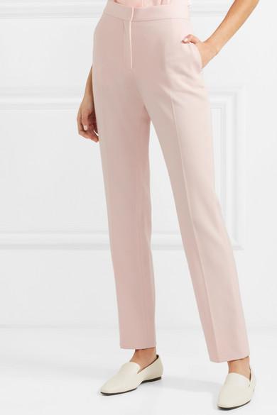 Stella Mccartney Pants Wool-twill bootcut pants
