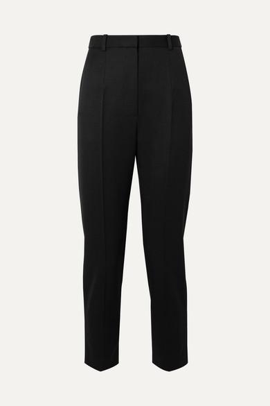 Alexander Mcqueen Pants Wool straight-leg pants