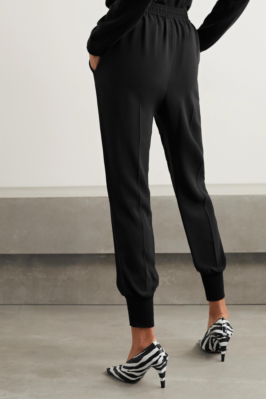 Stella McCartney Julia stretch-cady track pants
