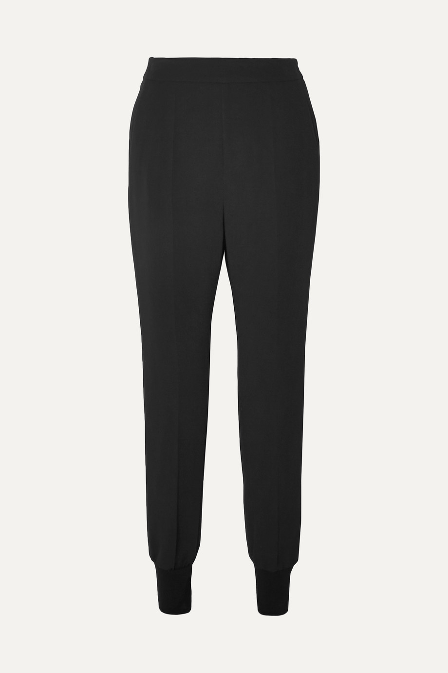Stella McCartney Julia stretch-cady track pants
