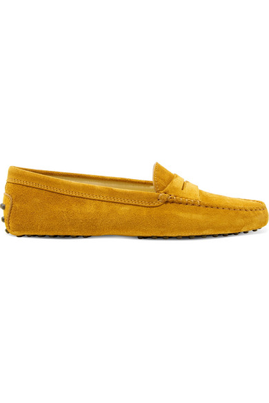 Gommino Loafers (Yellow)