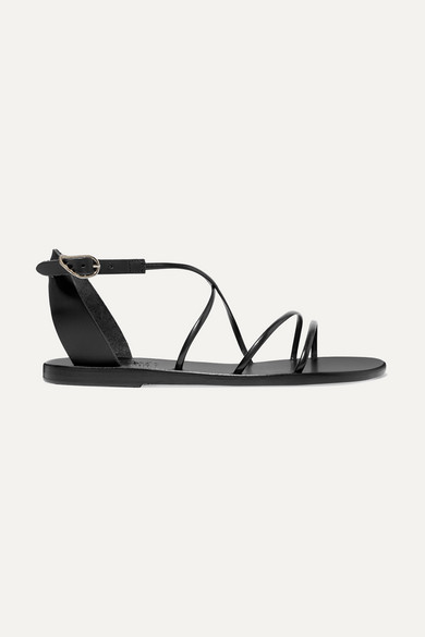 Meloivia Leather Sandals by Ancient Greek Sandals