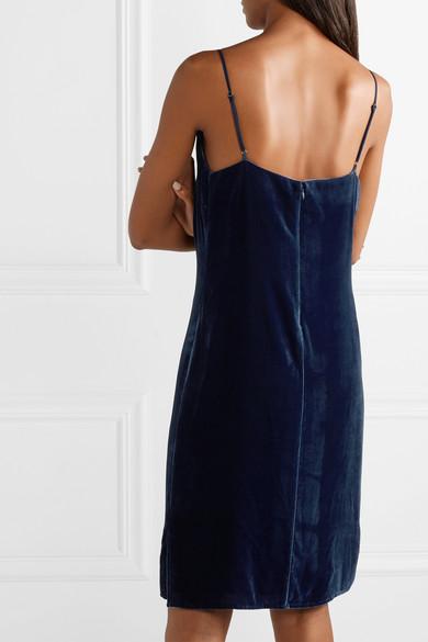 c7ec9c3c5c18 L'Agence | Constance velvet dress | NET-A-PORTER.COM