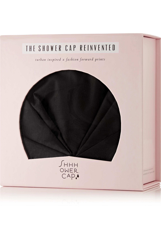 SHHHOWERCAP The Noire shower cap