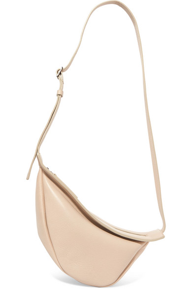84ecf7547977 The Row. Slouchy Banana small leather ...