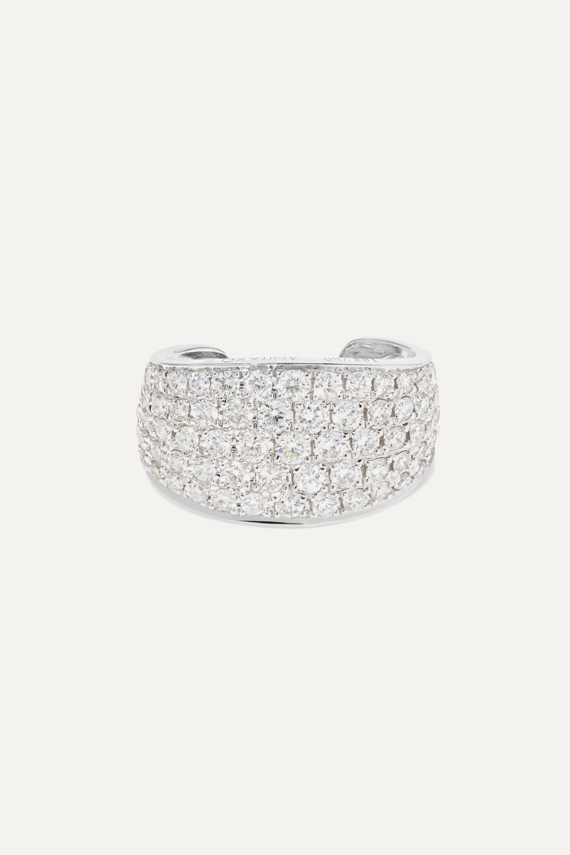 Anita Ko Bijou d'oreille en or blanc 18 carats et diamants Galaxy