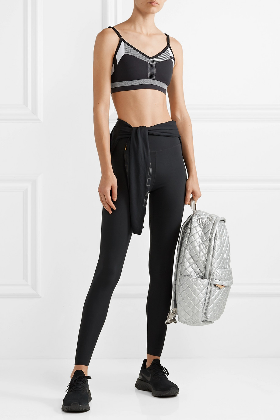 Nike One Luxe Dri-FIT Leggings aus Stretch-Material
