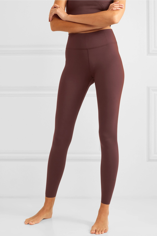Sorprendido Reanimar Cien años  Burgundy One Lux Dri-FIT leggings   Nike   NET-A-PORTER