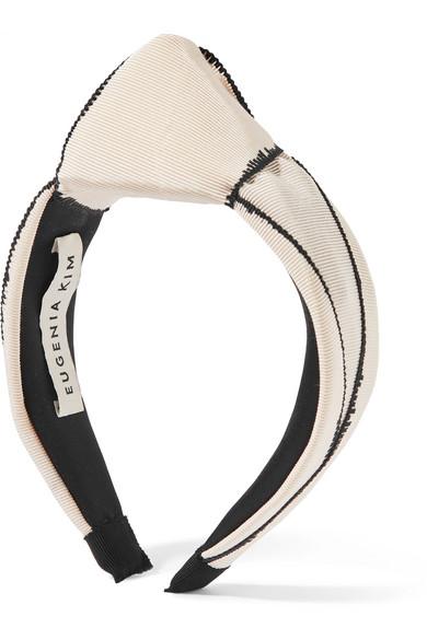 Eugenia Kim. Maryn knotted faille headband 6a001fac96d