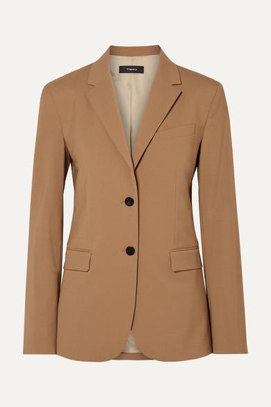 da8025363f Theory | Classic wool-blend blazer | NET-A-PORTER.COM
