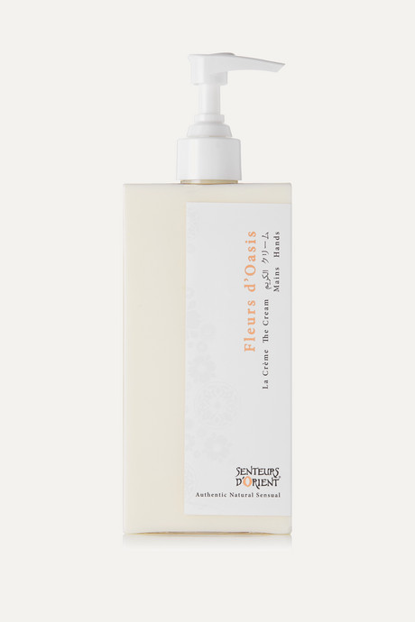 Colorless Fleurs d'Oasis Hand Cream, 300ml | Senteurs d'Orient RqWDNR