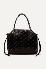 The Falabella faux leather and PU tote