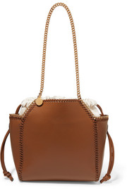 The Falabella reversible faux leather tote