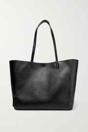 Stella McCartney Small perforated faux leather tote