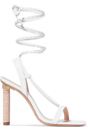 Jacquemus Bergamo leather sandals