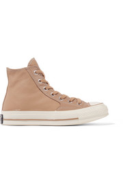 Chuck Taylor All Star 70 leather high-top sneakers