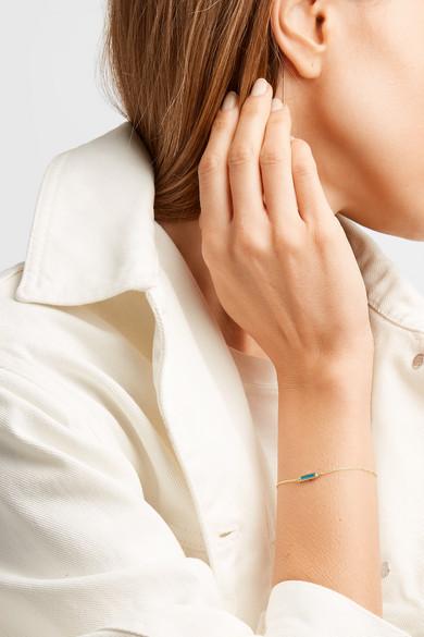 18 Karat Gold Opal Bracelet by Jennifer Meyer