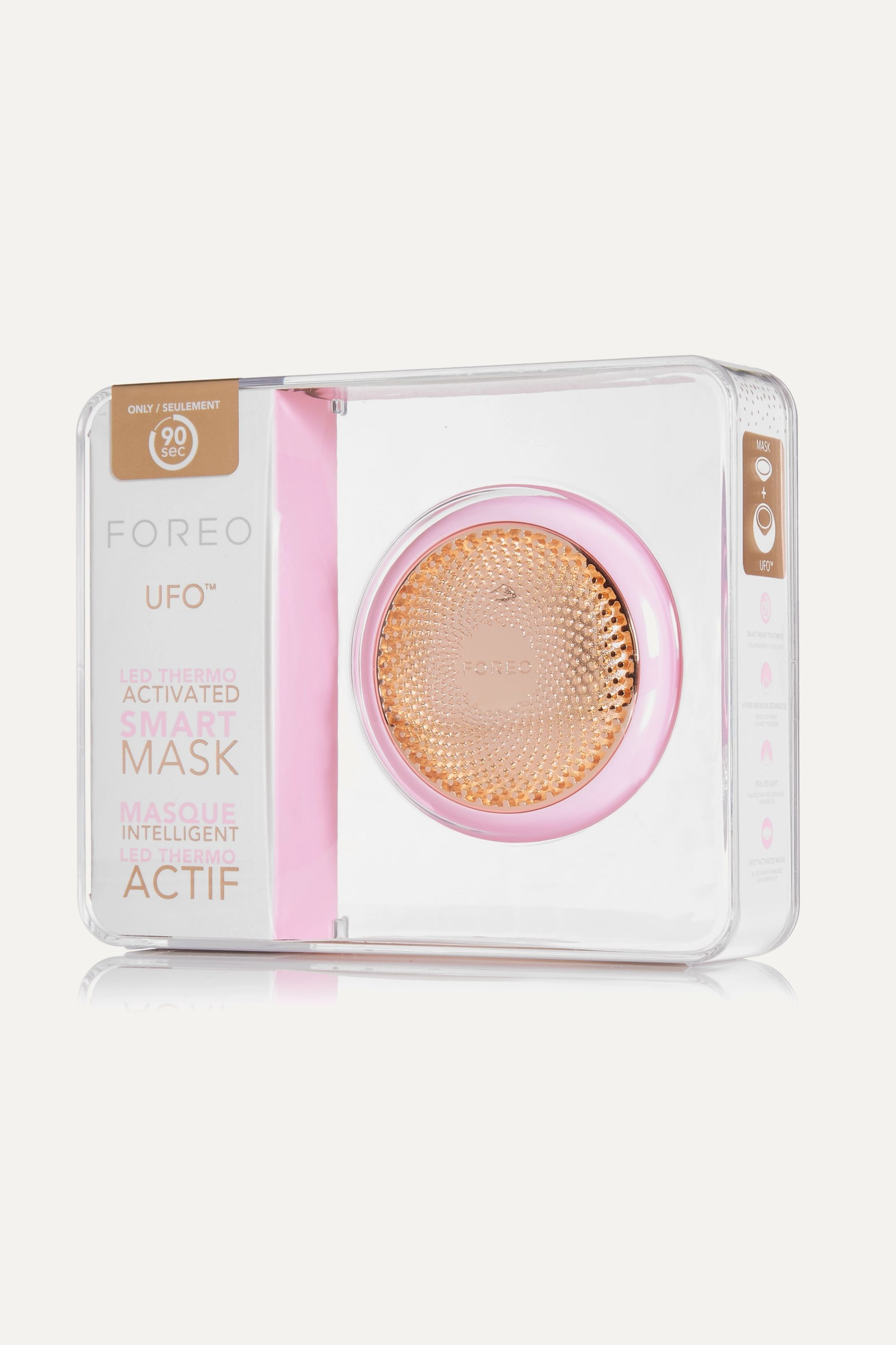 Foreo UFO Smart Mask - Pearl Pink