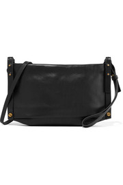 Drissa leather shoulder bag