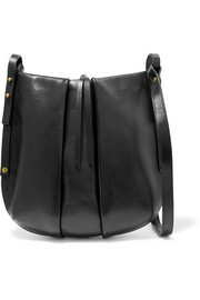 Lecky leather shoulder bag
