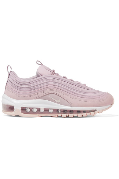 code promo 0d6cc e9ff3 Air Max 97 leather, suede and mesh sneakers