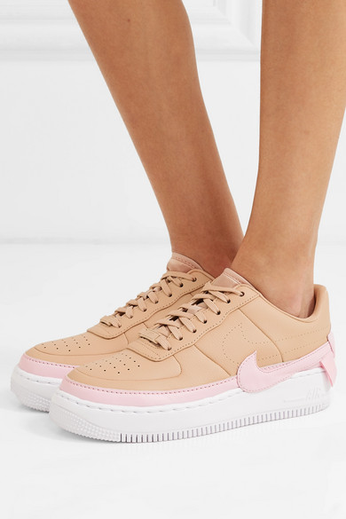 Air Force 1 Jester XX leather sneakers