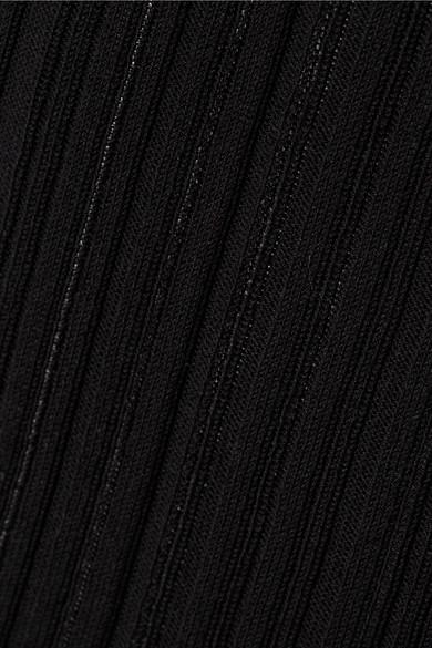 Acne Studios Knits Kana ribbed cotton-blend sweater