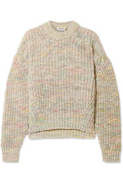 Zora oversized knitted sweater