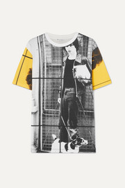 JW Anderson + Gilbert & George printed cotton-jersey T-shirt