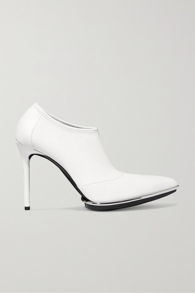 Cara Leather Ankle Boots by Alexander Wang