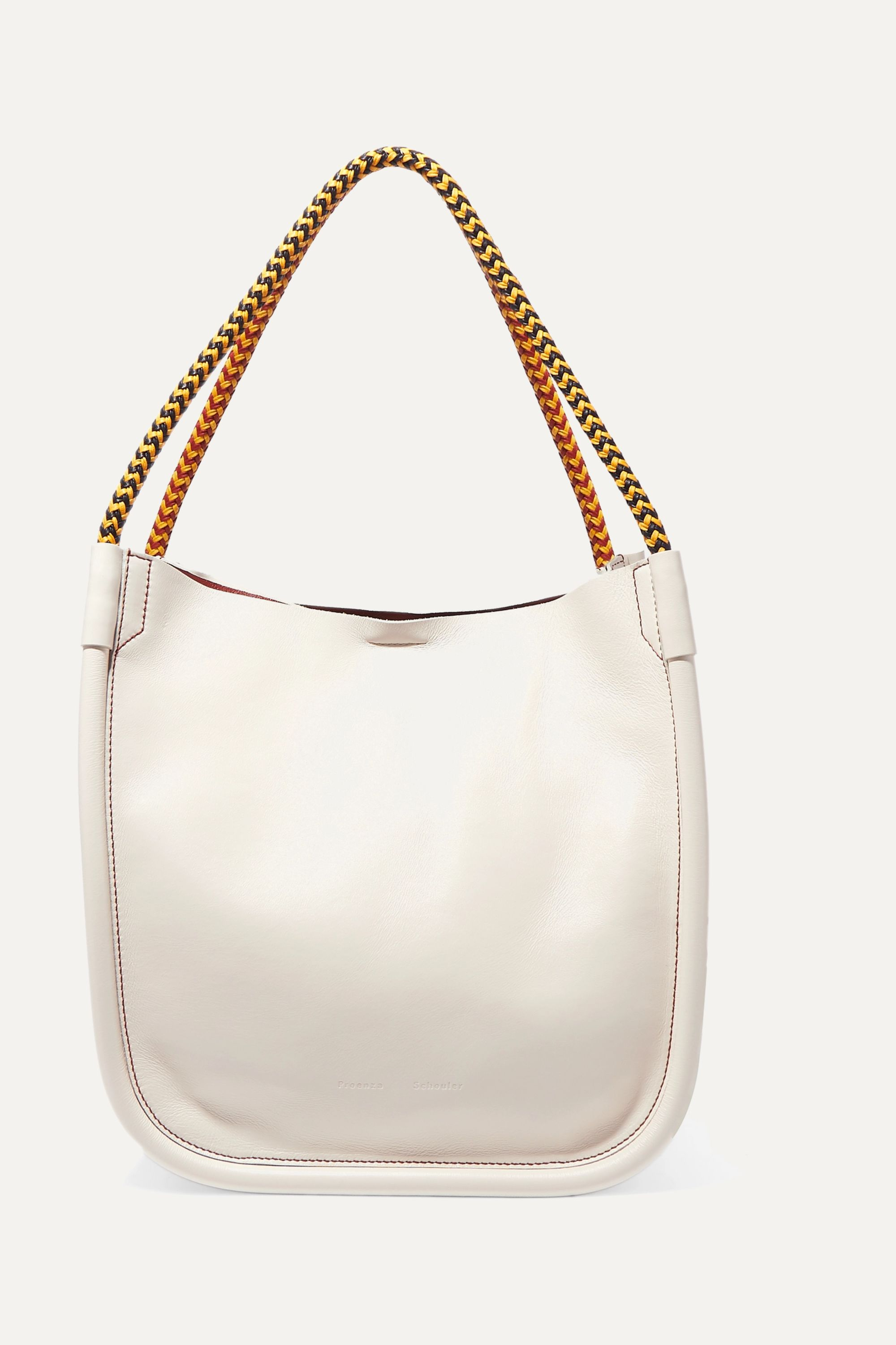 Proenza Schouler Lux large leather tote