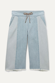 Chloé Kids Ages 2 - 5 two-tone jeans