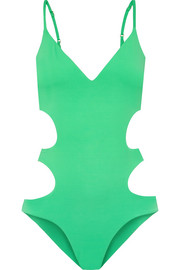 Santorini cutout swimsuit