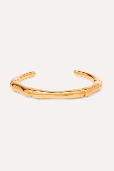 SOPHIE BUHAI Gold Vermeil Cuff