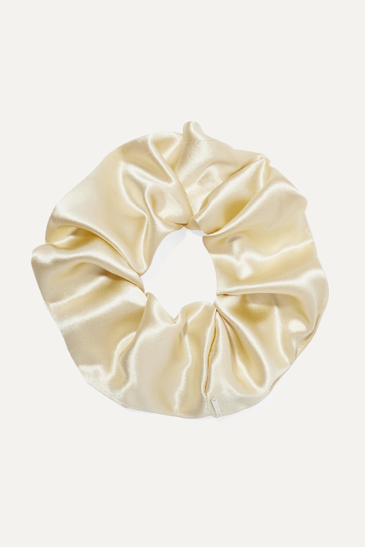 Sophie Buhai Elegant silk-satin hair tie